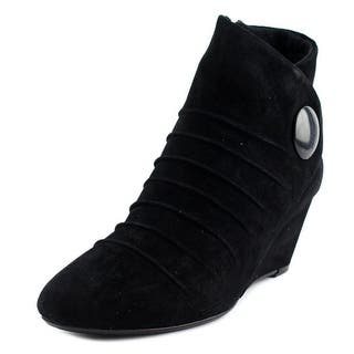 Vaneli Trye Women Round Toe Suede Black Bootie|https://ak1.ostkcdn.com/images/products/is/images/direct/f650f169fbacb8786870ac02aeaddcd2b206fc10/Vaneli-Trye-Round-Toe-Suede-Bootie.jpg?impolicy=medium