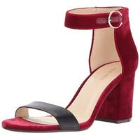 Nine West Women's Gary Heeled Sandal - 6