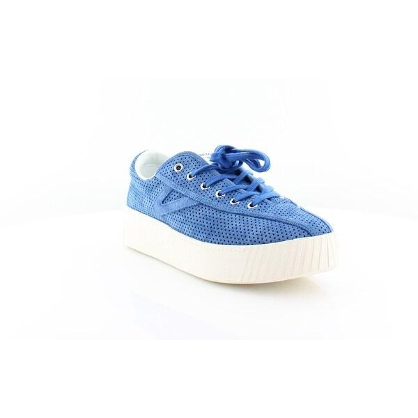 Tretorn Nylite3bold Women's Athletic Blue/Blue/Blue - 9