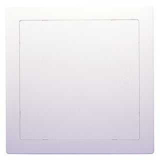 """Oatey 34045 Access Able Plastic Access Panel, 8""""x8"""", White"""