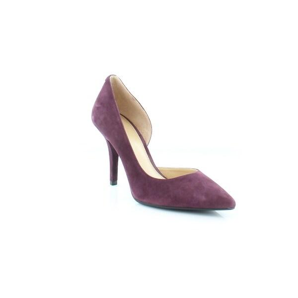 Michael Kors Nathalie Flex Pump Women's Heels Plum - 9