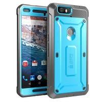 SUPCASE Nexus 6P Unicorn Beetle Pro Protective Case - Blue/Black