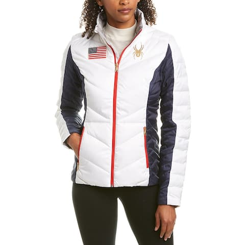 Spyder National Packable Down Jacket
