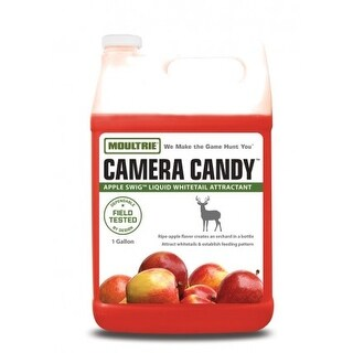 """""""Moultrie Camera Candy Apple Swig Camera Candy Apple Swig"""""""