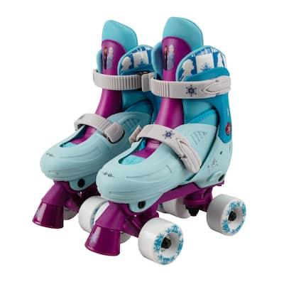 Playwheels Licensed Quad Adjustable Skates