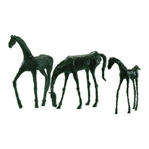 """Cyan Design 432 15.5"""" Grazing Horse Sculpture"""
