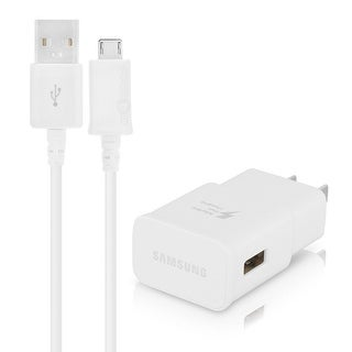 Samsung Electronics Mobility - Ep-Ta20jweusta - Afc Wall Charger White