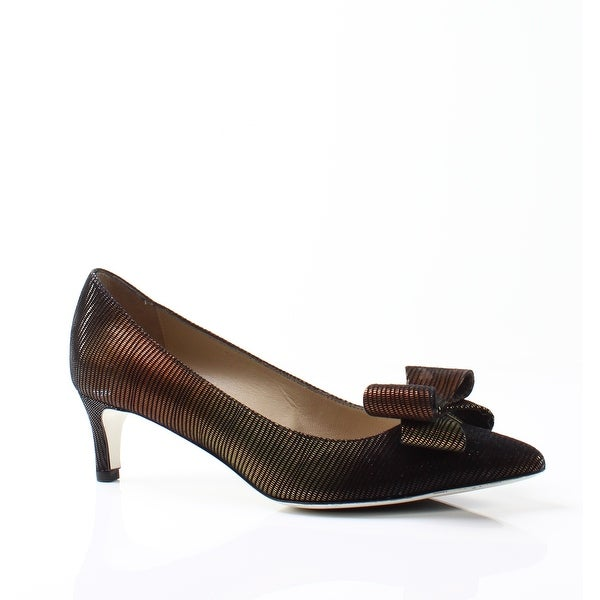 Ron White NEW Brown Women's Shoes Size 6.5M Tess Suede Pump