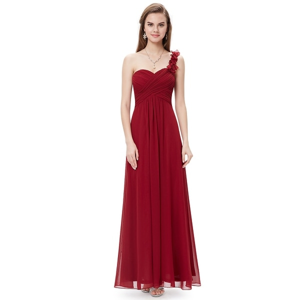 Ever-Pretty Womens Sleeveless V Neck Chiffon Evening Dress 09768