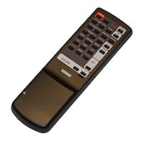 OEM Yamaha Remote Control Originally Shipped With: R9, R-9, R95, R-95, RX385, RX-385