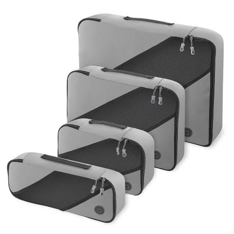 4-Pack, Luggage Organizer Set by Carry Craft