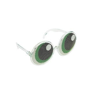 Disguise Buttercup Eye Child Accessory - Green/Black