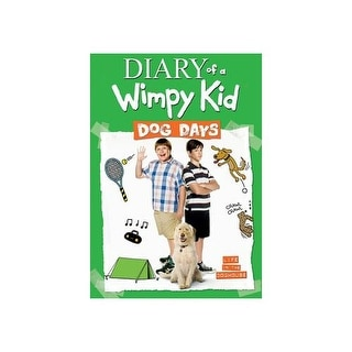 DIARY OF A WIMPY KID 3-DOG DAYS (DVD/WS-2.35/ENG-FR-SP SUB)