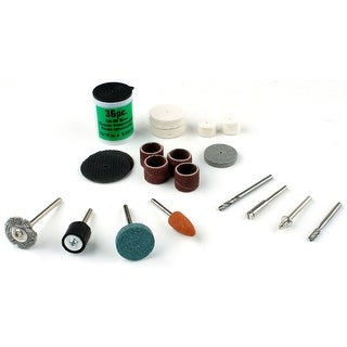 Kawasaki 55pc Accessory Set For Rotary Tools - 840843