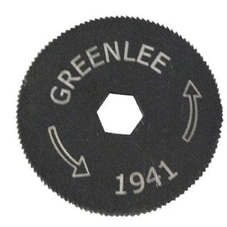 Greenlee 1941-1 Single Replacement Bx Blade