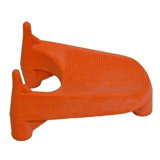 Wilson Orange Football Kicking Tee