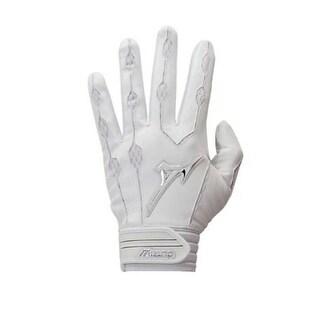 Mizuno Men's Adult Covert Baseball Batting Gloves, 330363
