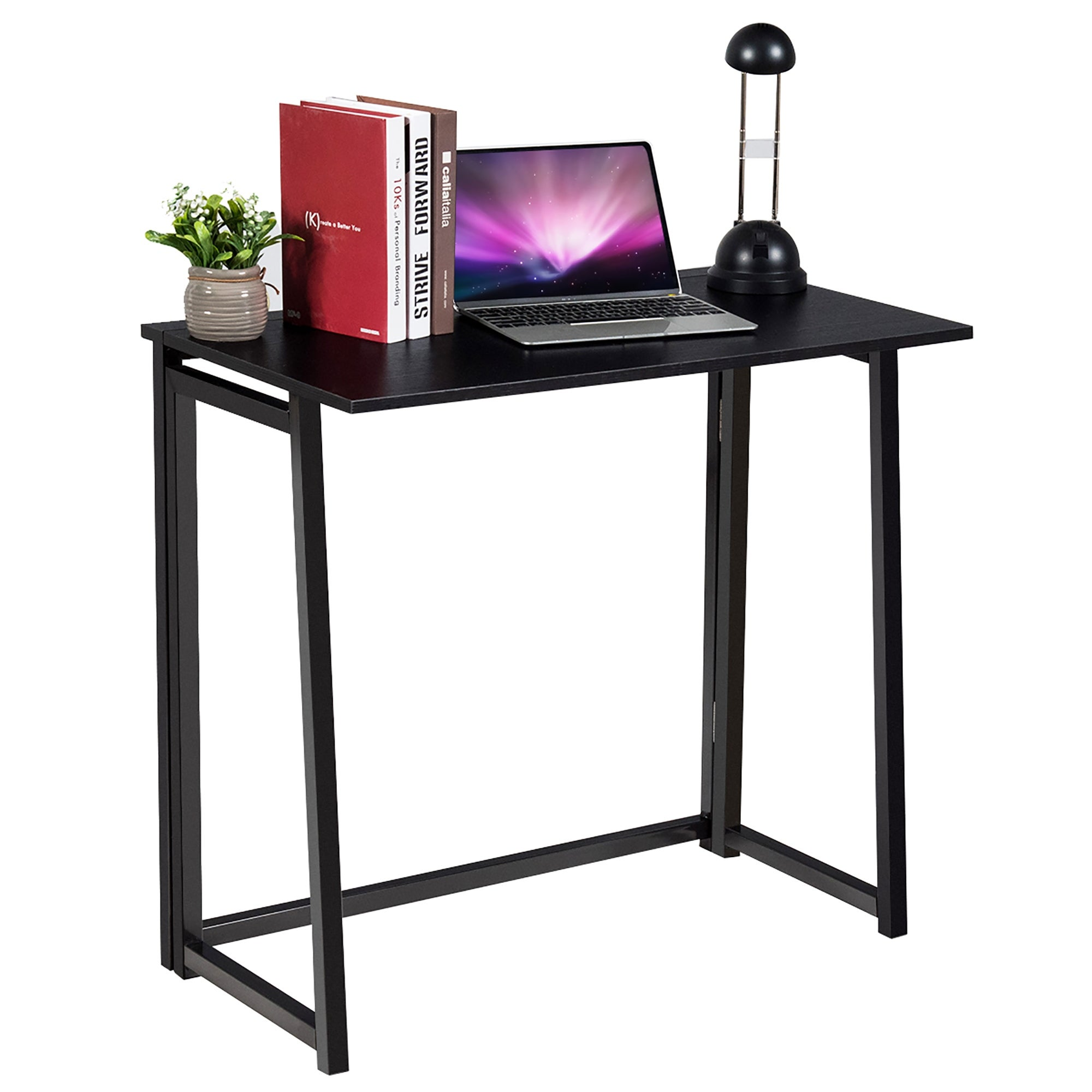 Folding Desk Home Office Laptop Table Writing Desk