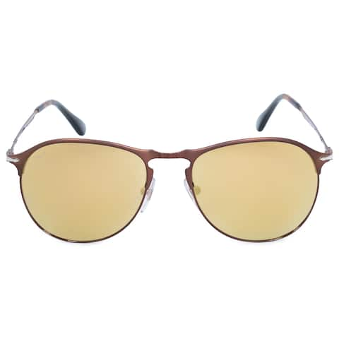 ffd2d6f977 Persol Oval Sunglasses PO07649S 1072W4 56