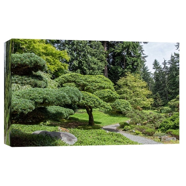 """PTM Images 9-102217 PTM Canvas Collection 8"""" x 10"""" - """"True Amazement"""" Giclee Forests Art Print on Canvas"""