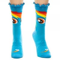 My Little Pony Rainbow Dash Crew Socks