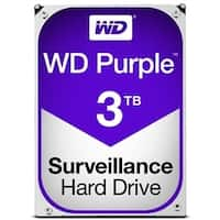Western Digital Hard Drive WD30PURZ WD Purple AV 3.5 3TB 64MB SATA 6Gb/s Bulk