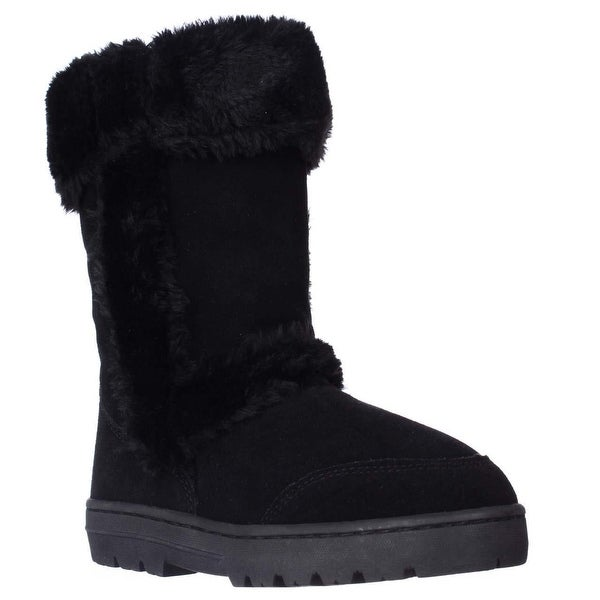 SC35 Witty Winter Boots, Black