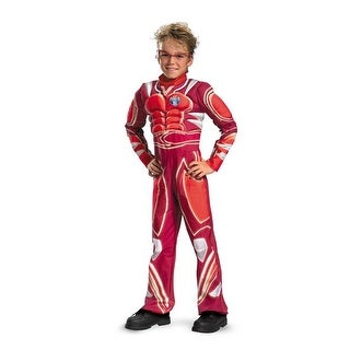 Costumes For All Occasions DG24331K Hot Wheels Vert Wheeler Muscle 7-8