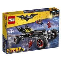 Lego Batman Movie The Batmobile Building Set 70905 - Multi