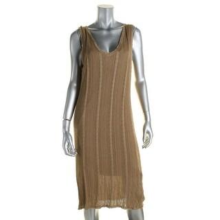 Lauren Ralph Lauren Womens Sweaterdress Cable Knit Pattern