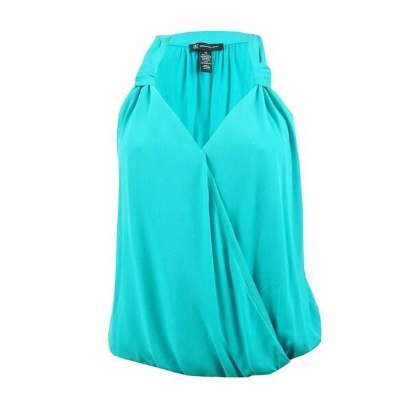 Shop INC International Concepts Women's Plus Size Surplice