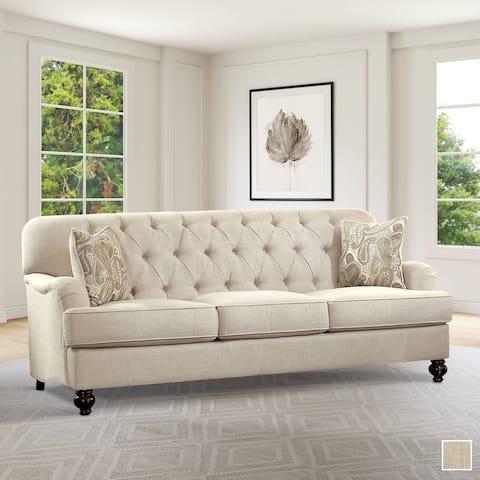 Reyer Living Room Sofa