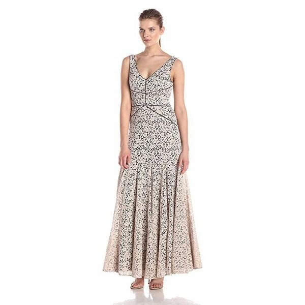 437897f754ef Shop Vera Wang Women's Lace Maxi Dress - Free Shipping Today - Overstock -  25687040