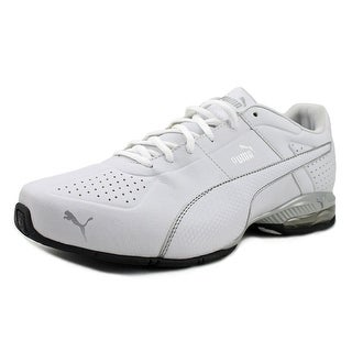 Puma Cell Surin 2 Men  Round Toe Synthetic White Sneakers