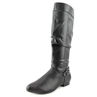 Style & Co Pettra   Round Toe Synthetic  Knee High Boot