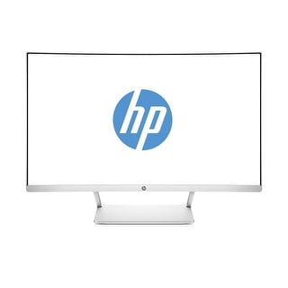 "Refurbished - HP 27 Curved Display 27"" diagonal 300nits 1920x1080 5ms HDMI Display Port"