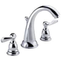 Delta B3596LF Two Handle Widespread Lavatory Faucet Chrome