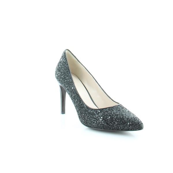Cole Haan Amelia Women's Heels Black Glitter - 10