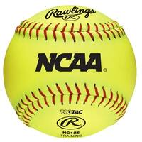 "Rawlings NCAA 12"" Training Softball (12 Count)"