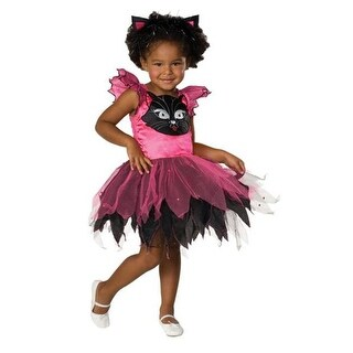 Costumes For All Occasions RU882825MD Kitty Cat Child Medium 8-10