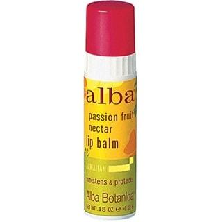 Alba Botanica - Passion Fruit Lip Balm ( 24 - .15 OZ)