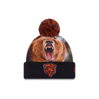 New Era 2016 Chicago Bears All Out Knit Hat