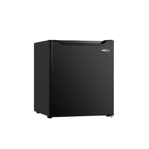 Danby DAR016B1BM-6 1.6 Cu.Ft. Compact Refrigerator - Black