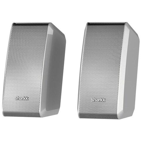 Sharkk 20W Rich Bass DSP Technology Bluetooth Duo Speakers