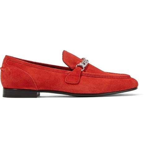 Rag and Bone Cooper Red Suede Size 35