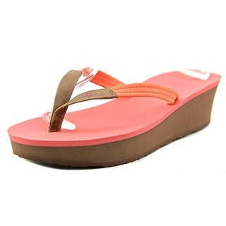 Ugg Australia Ruby Women Open Toe Leather Pink Thong Sandal