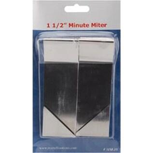 """2/Pkg - Minute Miter 1-1/2"""""""