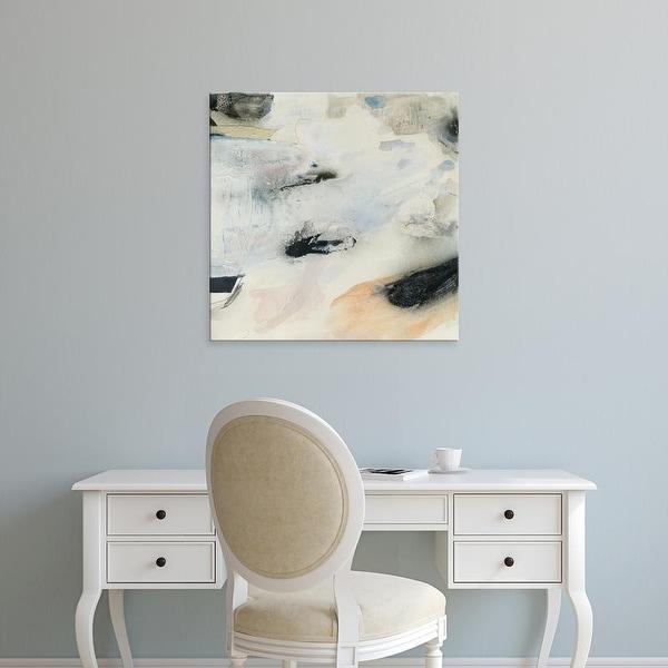 Easy Art Prints Karina Bania's 'Begin Again' Premium Canvas Art