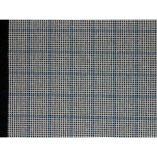 "Graph 'N Latch  Blue-Lined Canvas 36""X60"" 5 Mesh- - Blue"