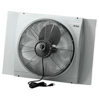 """Air King 9166 26-3/4"""" 3560 CFM Whole House Window Mounted Fan with Storm Guard Housing from the Window Fans Collection - na"""